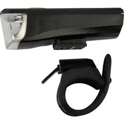 komplet svetil za kolo Fischer Fahrrad 85338 led baterijsko črna
