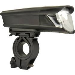 Prednji žaromet za kolo Fischer Fahrrad 85353 LED Baterijsko Črna