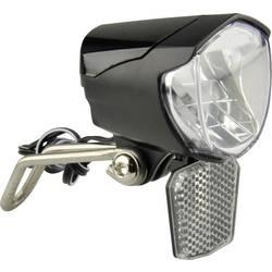 prednji žaromet za kolo Fischer Fahrrad 85355 led dinamo pogon črna