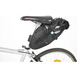 torba za sedež Fischer Fahrrad 86277 črna