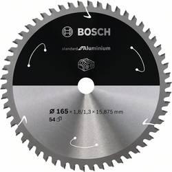 Bosch Accessories 2608837758 list krožne žage 165 x 15.875 mm Število zobcev (na colo): 54 1 kos