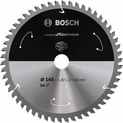 Bosch Accessories 2608837763 list krožne žage 165 x 20 mm Število zobcev (na colo): 54 1 kos