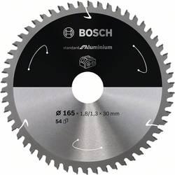Bosch Accessories 2608837764 list krožne žage 165 x 30 mm Število zobcev (na colo): 54 1 kos
