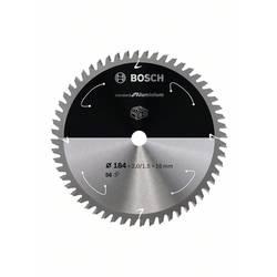 Bosch Accessories 2608837767 list krožne žage 184 x 16 mm Število zobcev (na colo): 56 1 kos