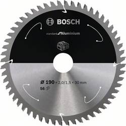 Bosch Accessories 2608837771 list krožne žage 190 x 30 mm Število zobcev (na colo): 56 1 kos