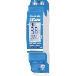 Brojač za dvosmjernu struju 32 A Dozvola MID: Da Eltako EVA12-32A