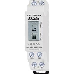 Brojač za dvosmjernu struju digitalni 32 A Eltako WSZ15DE-32A