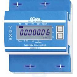Trifazni brojač s priključkom za pretvarač digitalni 5 A Dozvola MID: Da Eltako DSZ15WD-3x5A MID