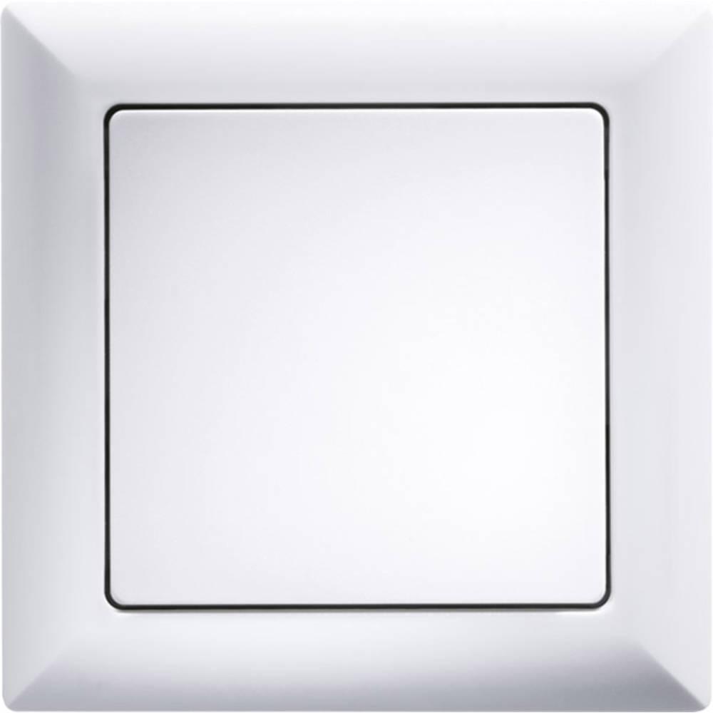 Eltako 30000645 pokrivna plošča bela