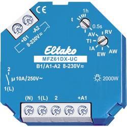 Eltako MFZ61DX-UC časovni rele večfunkcijski 230 V 1 kos Časovni razpon: 0.5 s - 1 h 1 zapiralo