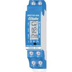 Brojač za dvosmjernu struju digitalni 65 A Dozvola MID: Da Eltako WSZ15D-65A MID