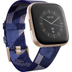 pametan sat FitBit Versa 2 SE uni plava boja, ružičasta