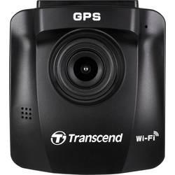 Transcend DrivePro 230Q avtomobilska kamera z gps-sistemom Razgledni kot - horizontalni=130 ° 12 V akumulator, sistem za zaznava