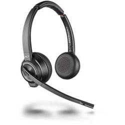 Plantronics W8220 USB binaural ANC telefonski naglavni komplet Bluetooth brezžične, stereo on ear črna