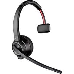 Plantronics Savi W8210 telefonski naglavni komplet Bluetooth brezžične, mono on ear črna