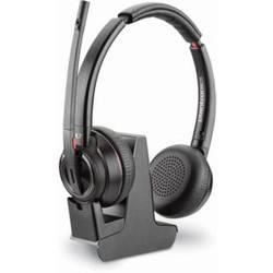 Plantronics Savi W8220 nadomestne slušalke DECT brezžične, stereo on ear črna