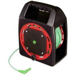HT Instruments TL-50MKT Podaljšek 50m, zelen, na praktičnem kablovskem bobnu, 2009690