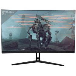 LC Power LC-M27-FHD-144-C igričarski monitor 68.6 cm(27 palec)EEK B (A++ - E) 1920 x 1080 piksel Full HD 4 ms HDMI, display port