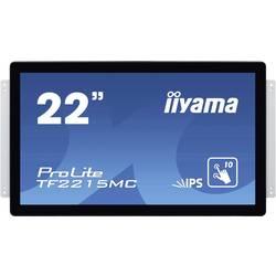 Iiyama ProLite TF2215MC monitor z zaslonom na dotik EEK: A (A+++ - D) 54.6 cm(21.5 palec)1920 x 1080 piksel 16:9 14 ms VGA, HDMI