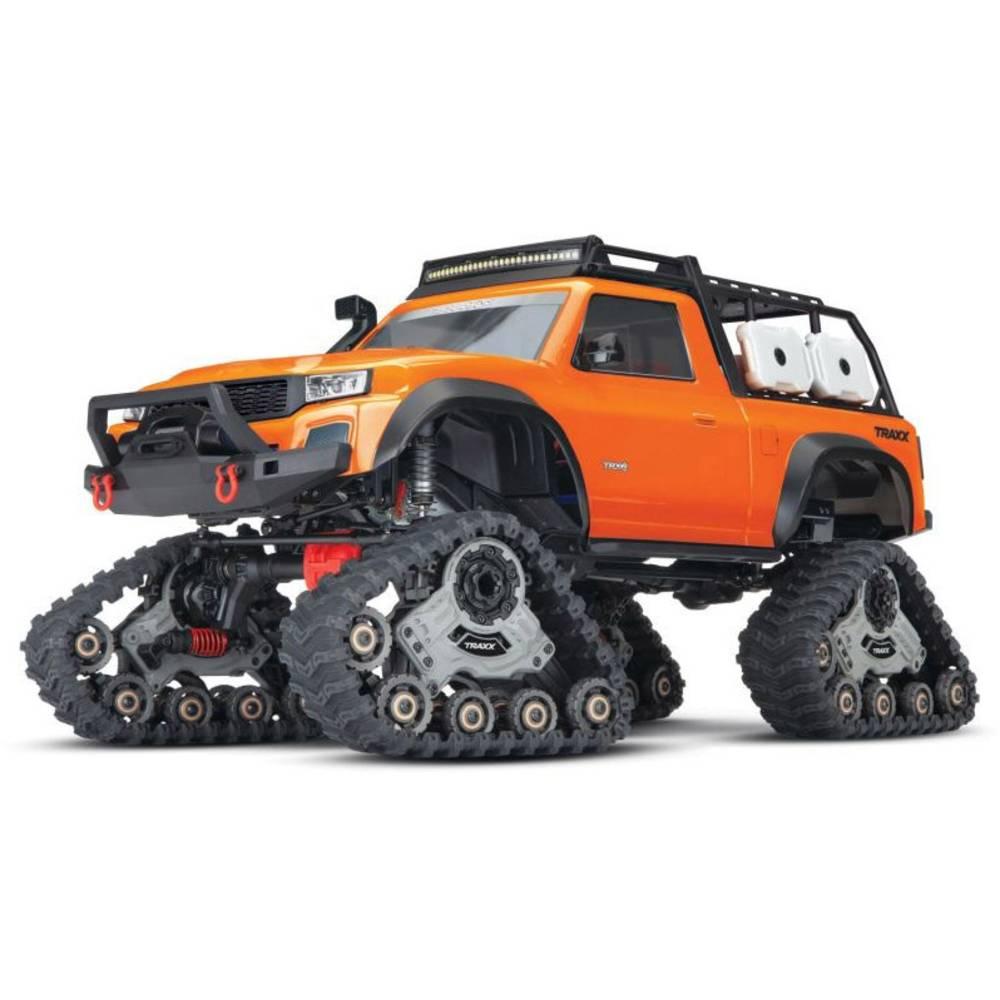 Traxxas TRX-4 All-Terrain s ščetkami 1:10 RC Modeli avtomobilov Elektro Crawler Pogon na vsa kolesa (4WD) RtR 2,4 GHz