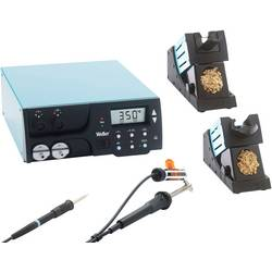 stanica za lemljenje/odlemljivanje digitalni 250 W, 300 W Weller WR 2002 50 Do 550 °C uklj. spremište , uklj. vrh za lemljenje ,