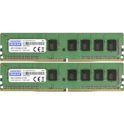 Goodram PC pomnilniški komplet GR2133D464L15S/8GDC 8 GB 2 x 4 GB DDR4-RAM 2133 MHz CL15-15-15-36