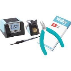 Weller WT 1010 PROMO komplet spajkalne postaje digitalni 95 W 100 do 450 °C vklj. ohišje, vklj. spajkalna konica, vklj. koničast