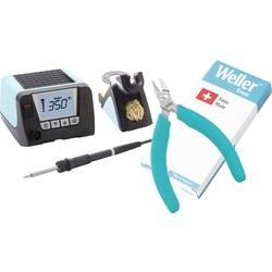 komplet stanice za lemljenje digitalni Weller WT 1012 PROMO 50 Do 450 °C uklj. kućište, uklj. vrh za lemljenje , uklj. sredstavo