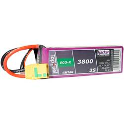 Hacker LiPo akumulatorski paket za modele 11.1 V 3800 mAh Število celic: 3 20 C Mehka torba XT90