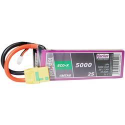 Hacker LiPo akumulatorski paket za modele 7.4 V 5000 mAh Število celic: 2 20 C Mehka torba XT90
