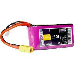 Hacker LiFe akumulatorski paket za modele 6.6 V 1300 mAh Število celic: 2 30 C Mehka torba XT60