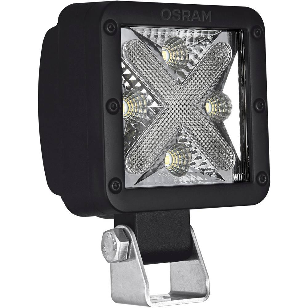 Osram Auto delovne luči 12 V LEDriving CUBE MX85-WD LEDDL101-WD širok razpon osvetlitve (Š x V x G) 57 x 85 x 121.5 mm 1250 lm 6