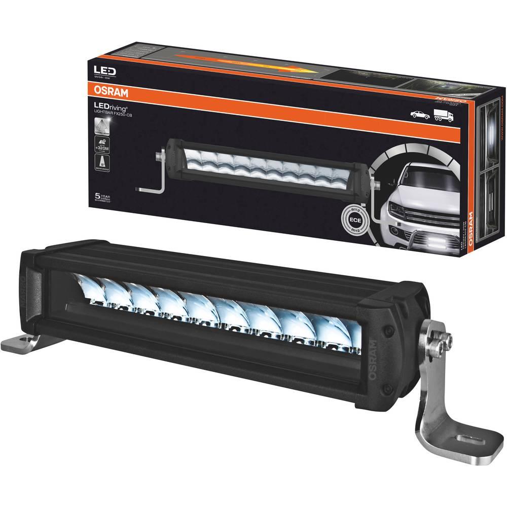 Žaromet za dolge luči LEDriving LIGHTBAR FX250-CB N/A Osram Auto (Š x V x G) 309 x 77 x 93.5 mm Črna