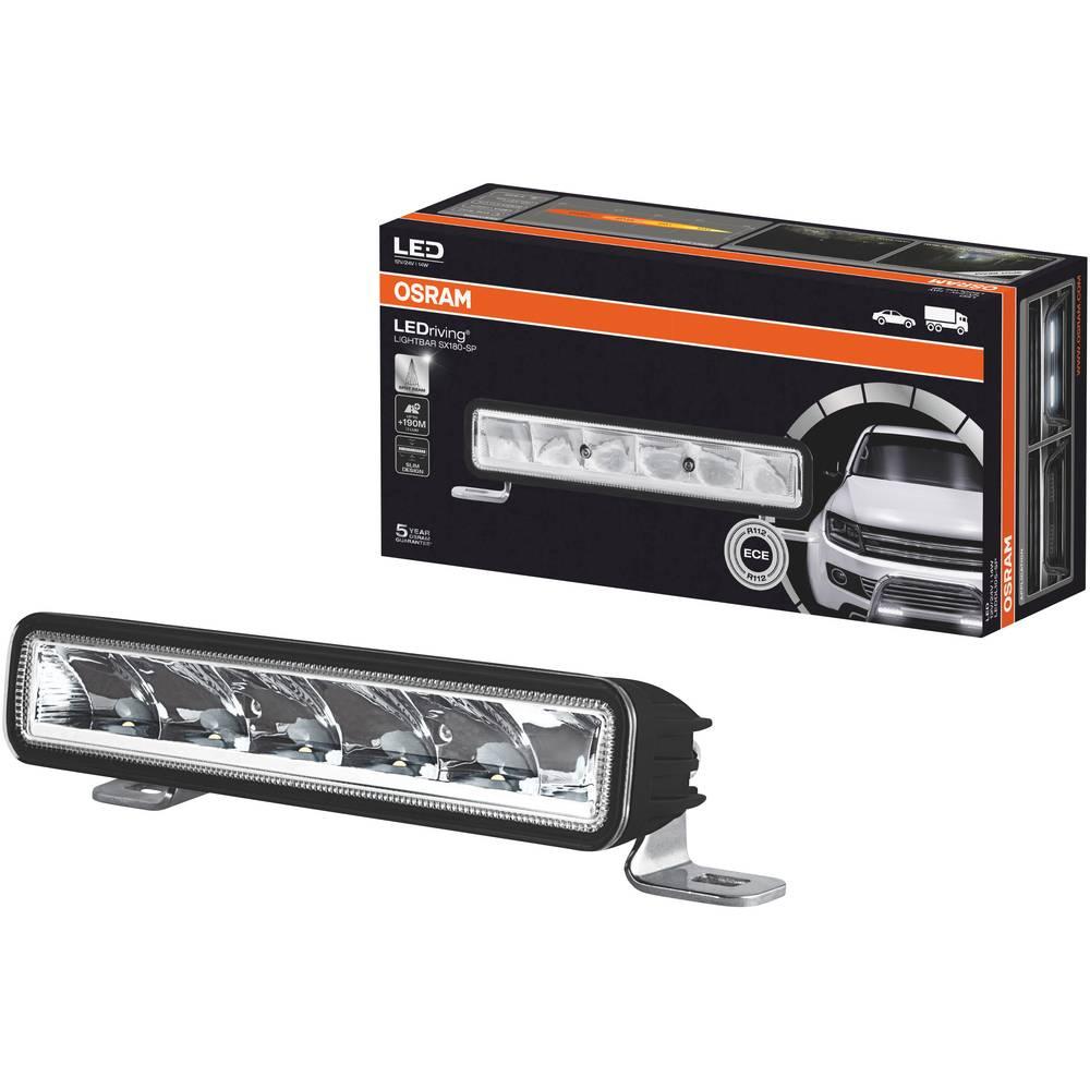 Osram Auto LEDDL105-SP LEDriving Lightbar SX180-SP led spredaj (Š x V x G) 182 x 63.5 x 50 mm črna