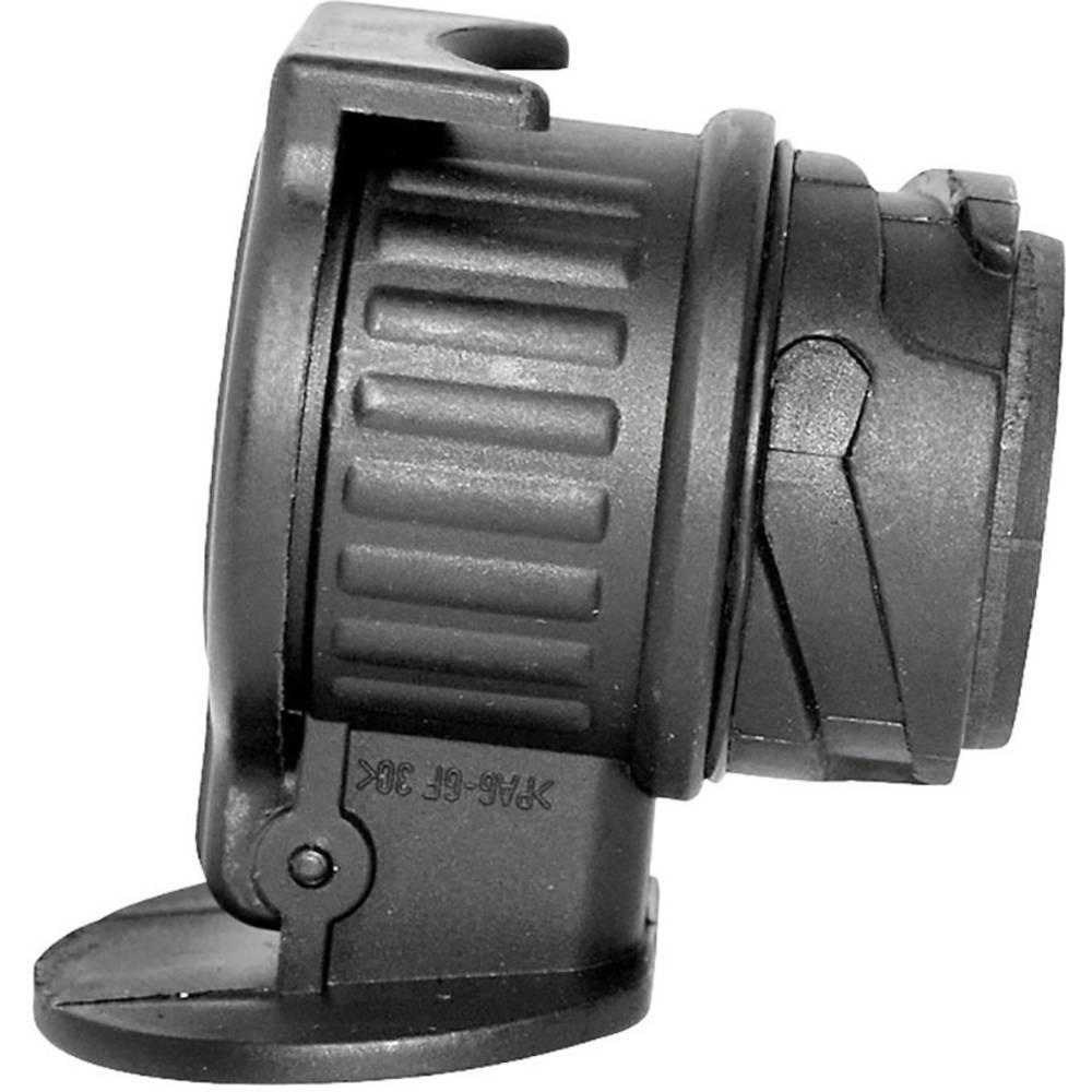 TFA Auto 88007 Adapter za prikolice [Vtičnica 13-polna - Vtikač 7-polni] Plastika