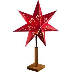 Žarnica Hellum 576900 Rdeča