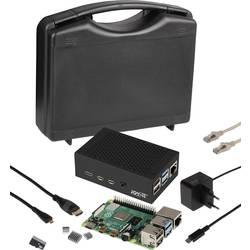 Raspberry Pi® 4 B Advanced Set 4 GB 4 x 1.5 GHz Uklj. napajanje, uklj. hladnjak, uklj. HDMI kabel , Uklj. Noobs OS Joy-it