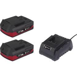 TOOLCRAFT AP-1000 Reihe TAWB-200 2 punjive 20V baterije s punjačem 20 V 2000 mAh li-ion