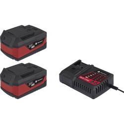TOOLCRAFT AP-1100 Reihe TAWB-200 2 punjive baterije od 20 V 4000 mAh s punjačem 5,0 A 20 V 4000 mAh li-ion