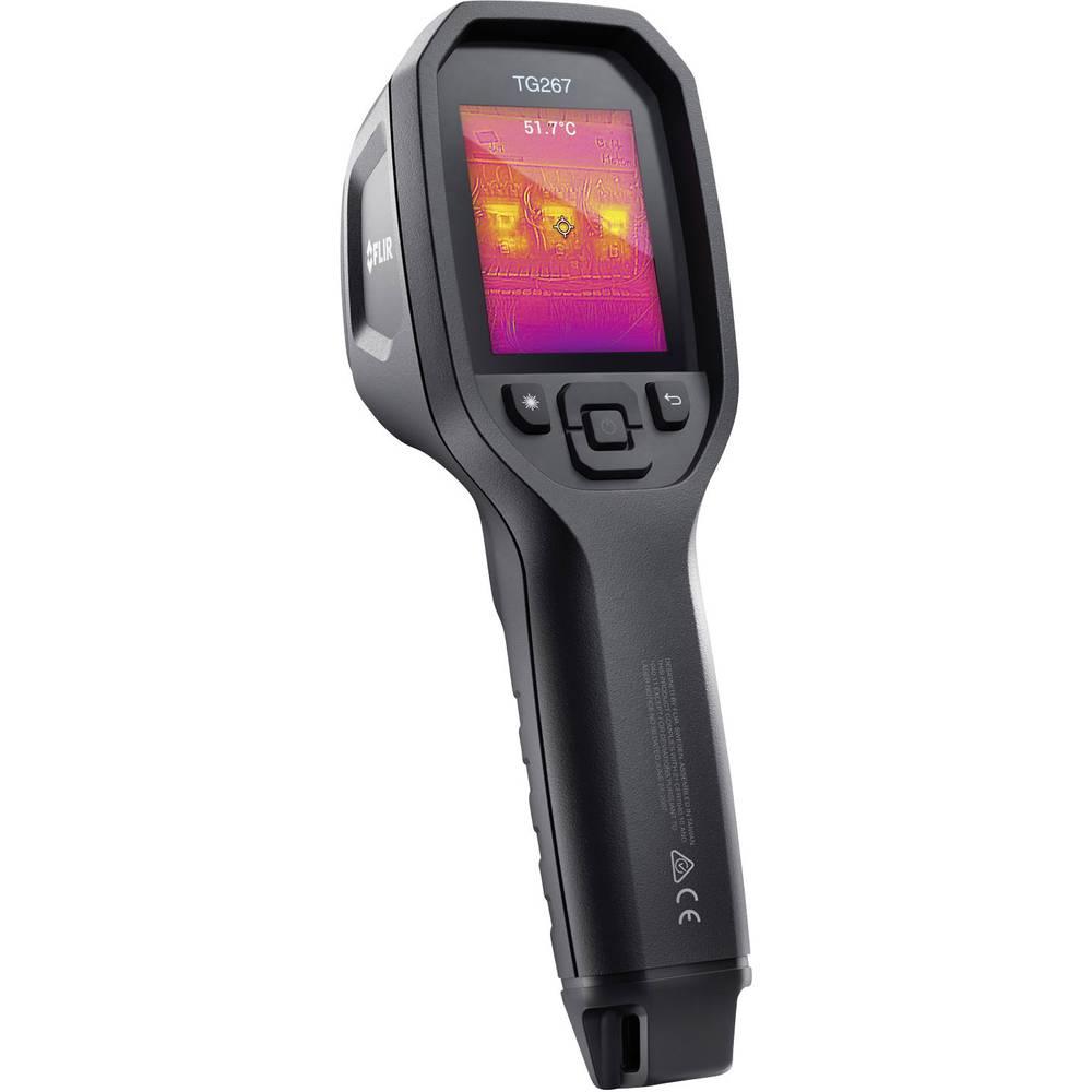 FLIR TG267 toplotna kamera Kalibrirano DAkkS -25 do +380 °C 160 x 120 piksel 8.7 Hz msx