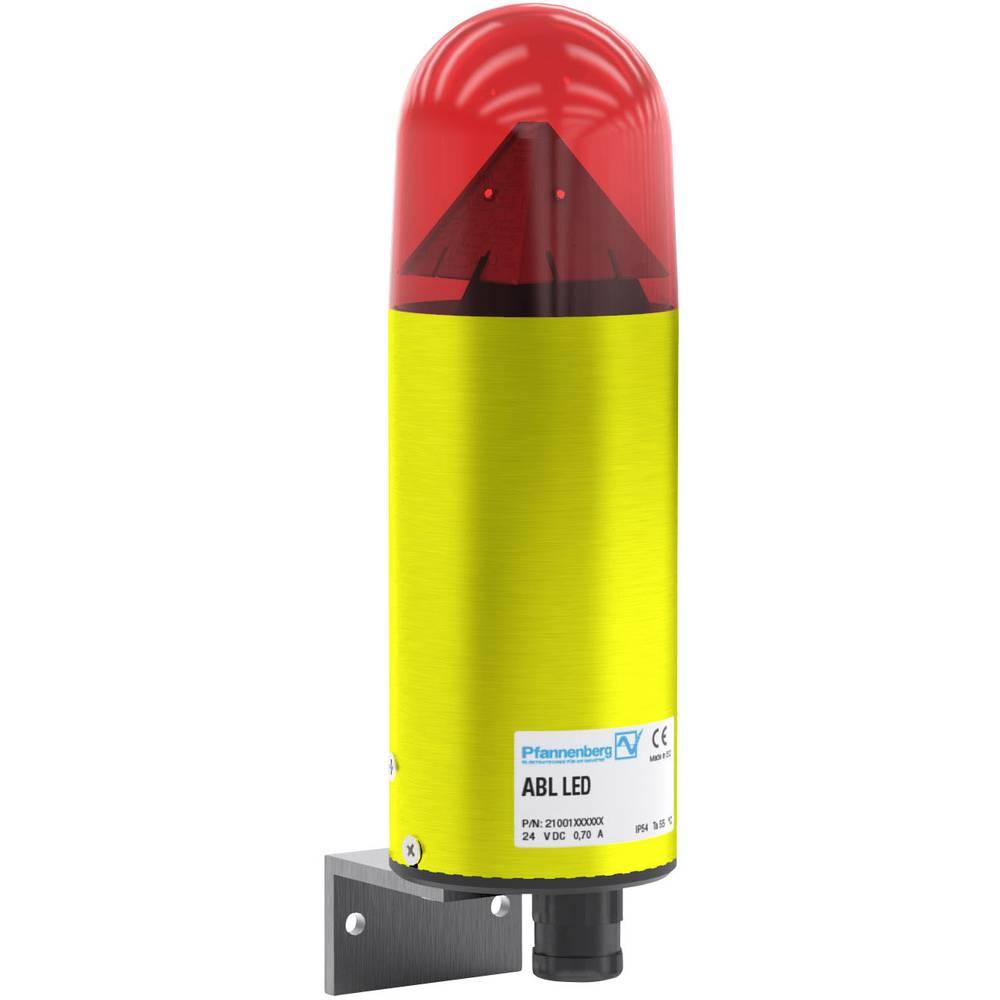 Pfannenberg signalna svjetiljka ABL LED HI 90-253 AC RD crvena crvena bljeskalica, žmigavac, stalno svjetlo 230 V/AC