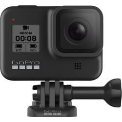 GoPro HERO 8 Black Akcijska kamera 4K, GPS, Stereo Sound, Otporan na udarce, Zaslon osjetljiv na dodir, Vodootporan, Wi-Fi