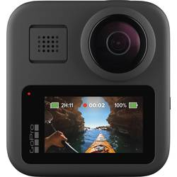 GoPro HERO Max Akcijska kamera 4K, GPS, Stereo Sound, Otporan na udarce, Zaslon osjetljiv na dodir, Vodootporan, Wi-Fi