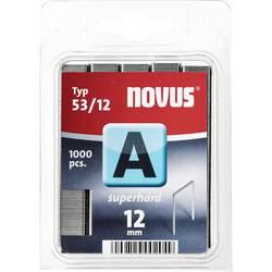 Zapenjalna žica A Tip 53/12 mm 1000 kos Novus 002049