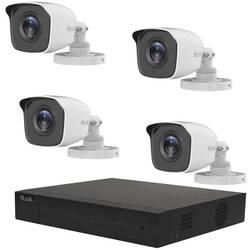 HiLook TK-4144BH-MM hl144b analogni , ahd , hd-cvi , hd-tvi set nadzorne kamere 4-kanalni s 4 kamerami 2560 x 1440 piksel 1 TB