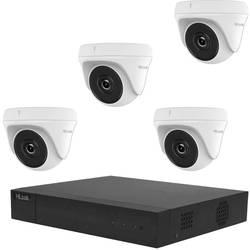 HiLook TK-4144TH-MH hl144t analogni , ahd , hd-cvi , hd-tvi set nadzorne kamere 4-kanalni s 4 kamerami 2560 x 1440 piksel 1 TB