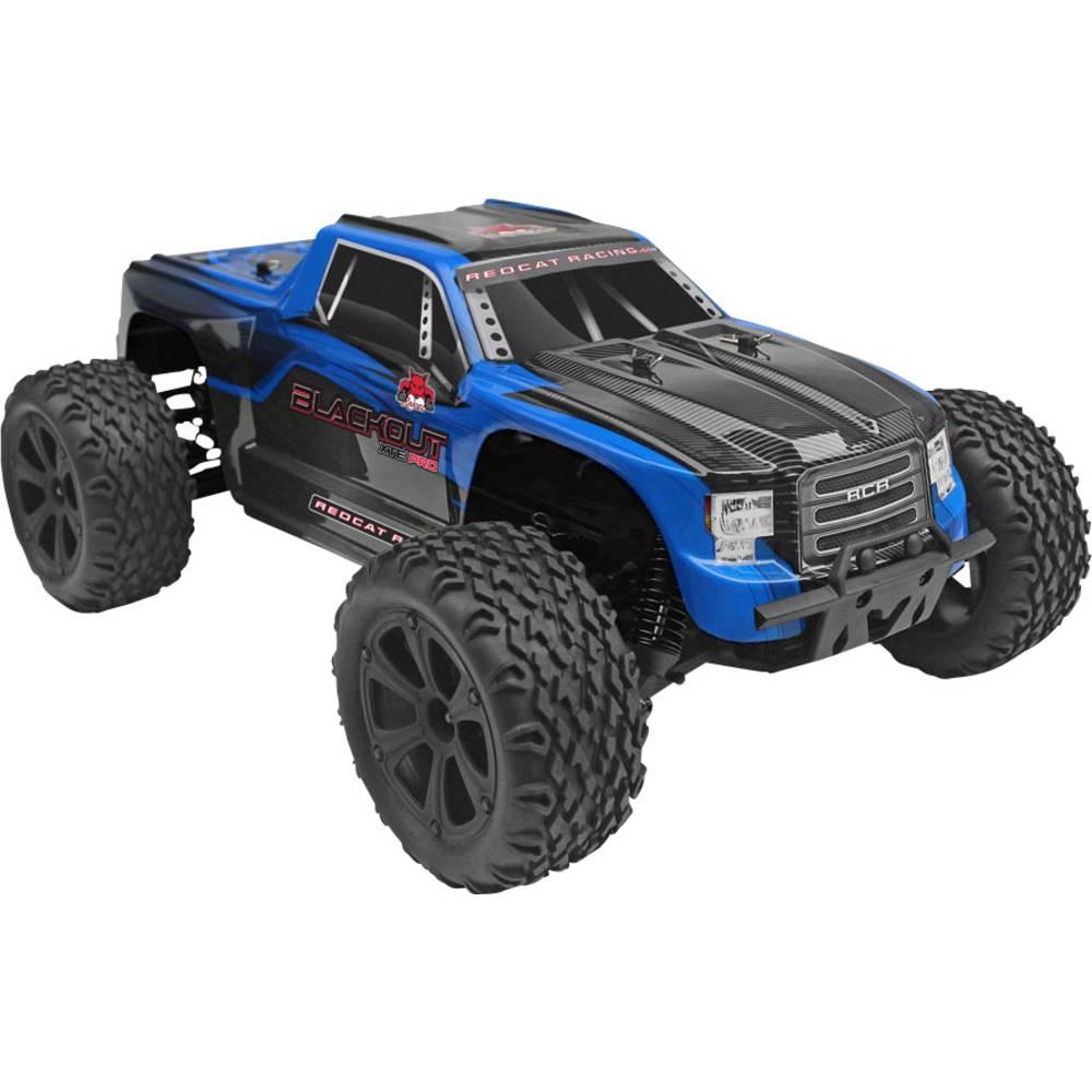 Redcat Blackout XTE PRO brez ščetk 1:10 RC Modeli avtomobilov Elektro Monster Truck Pogon na vsa kolesa (4WD) RtR 2,4 GHz