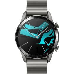 HUAWEI Watch GT 2 (46 mm) pametna ura l titanovo siva
