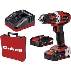 Einhell Power X-Change TE-CD 18/40 Li (2x1,5 Ah) akumulatorski vrtalni vijačnik 18 V 1500 mAh li-ion