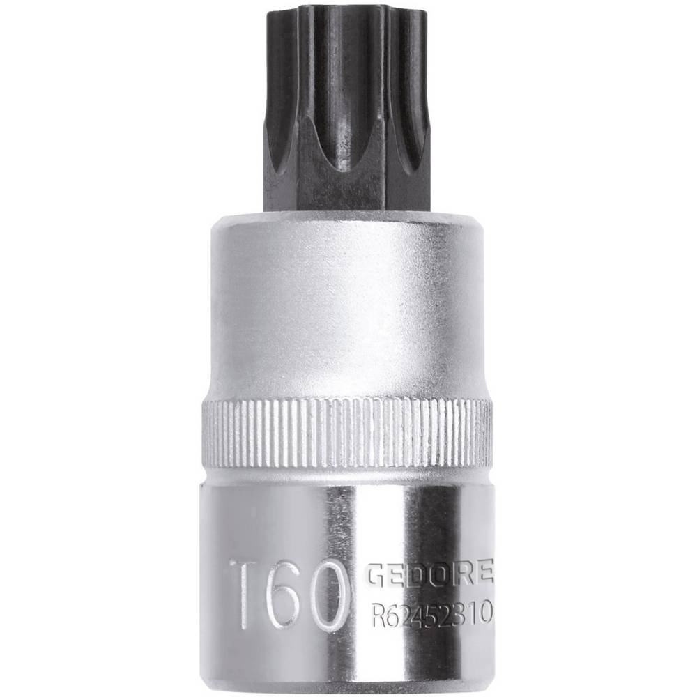 Gedore RED R62452310 3300399 Notranji TORX Nastavki za izvijač T 60 1/2 (12.5 mm)